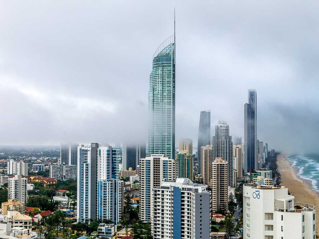 Gold Coast buildings