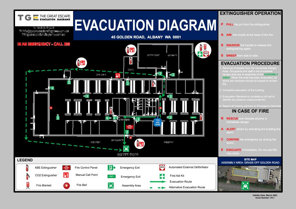 sunshine coast evacuation diagrams - the great escape fire escape diagram templates 231 odd fire engine diagram